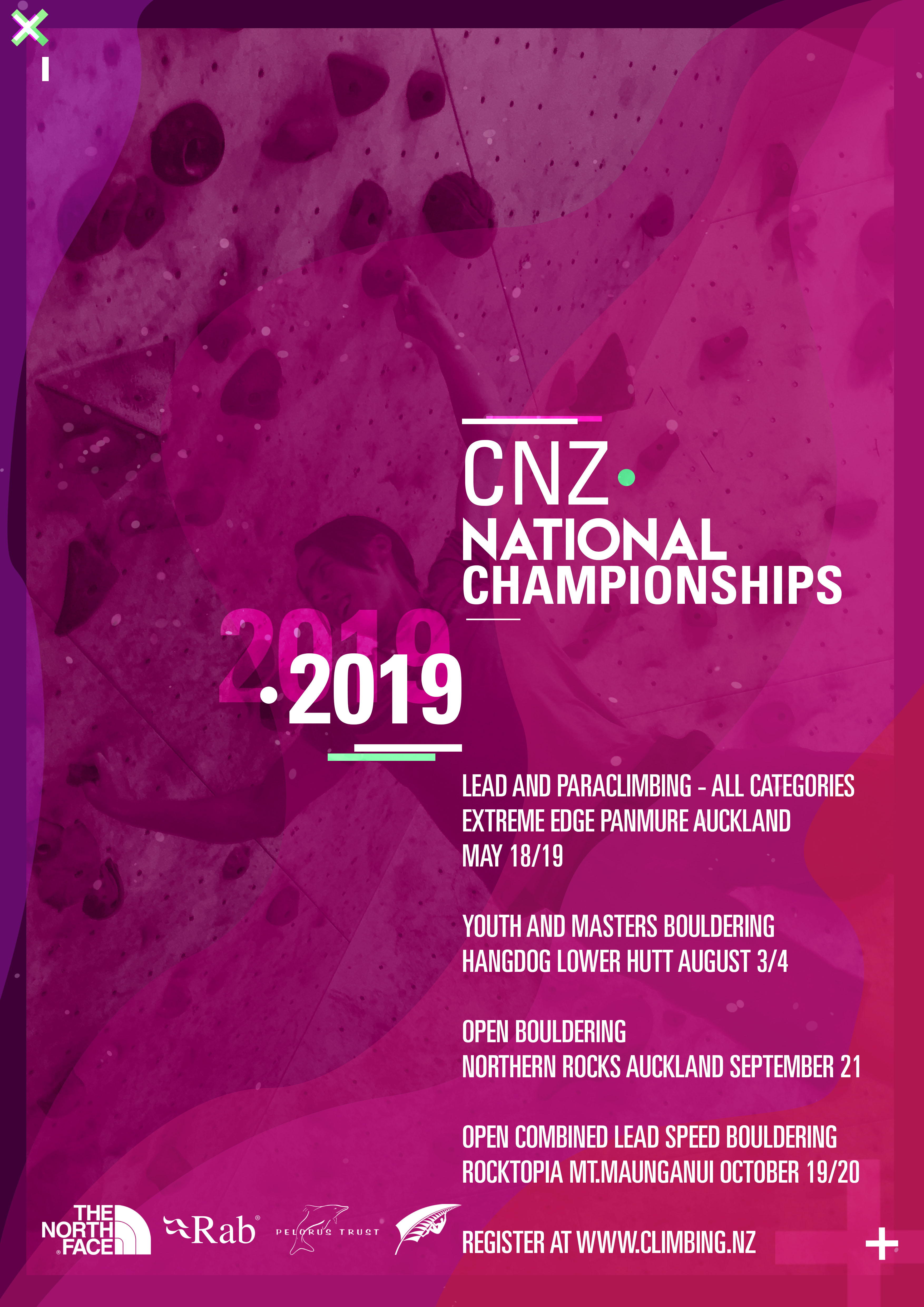 CNZ Events 2019