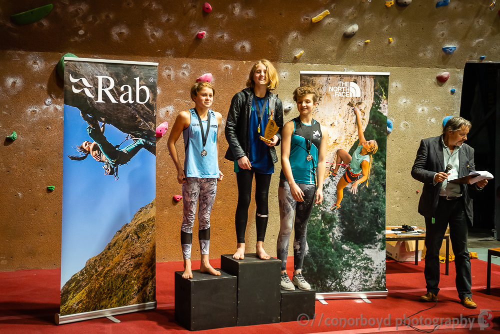Results from 2019 Lead Championships 18th / 19th of May
