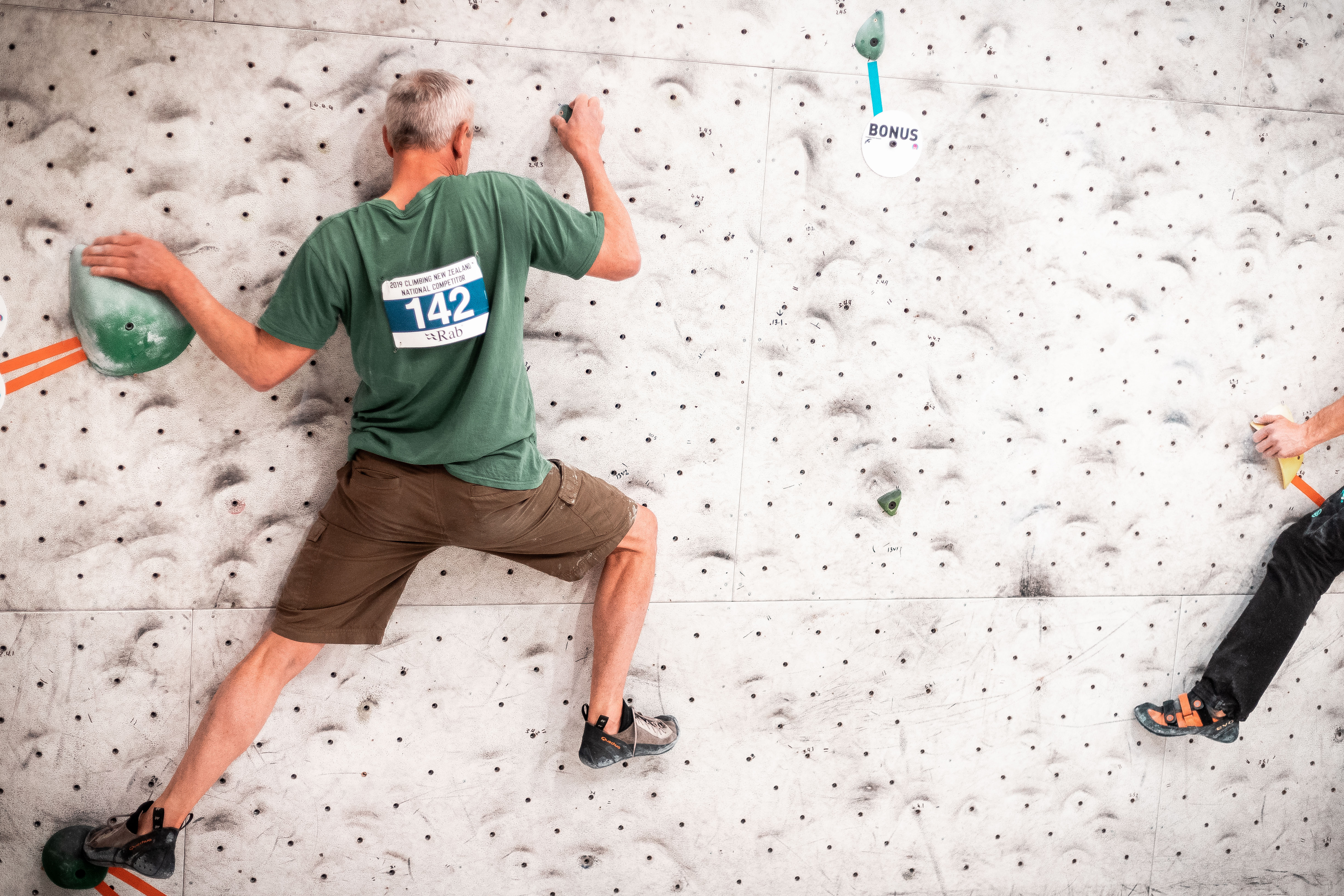 Youth and Masters Boulder Champs Photos